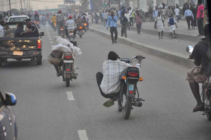 Lagos and the poor